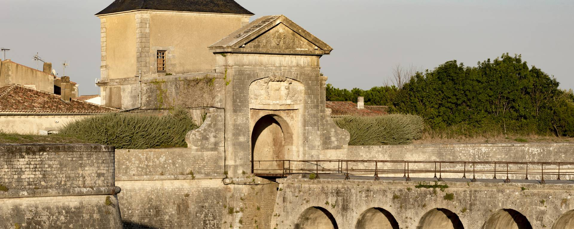 Fortifications of Saint-martin de ré
