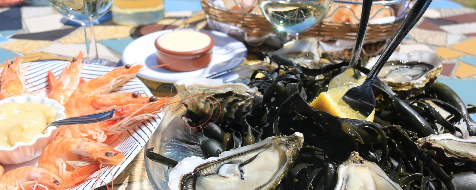 L'huître incontournable, dans nos assiettes chaque été par Lesley Williamson