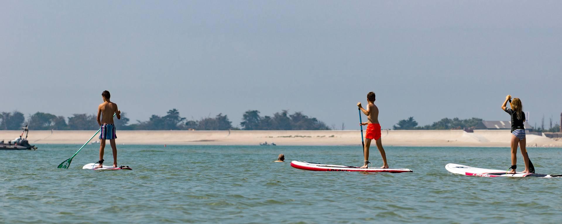 paddle by Yann Werdefroy