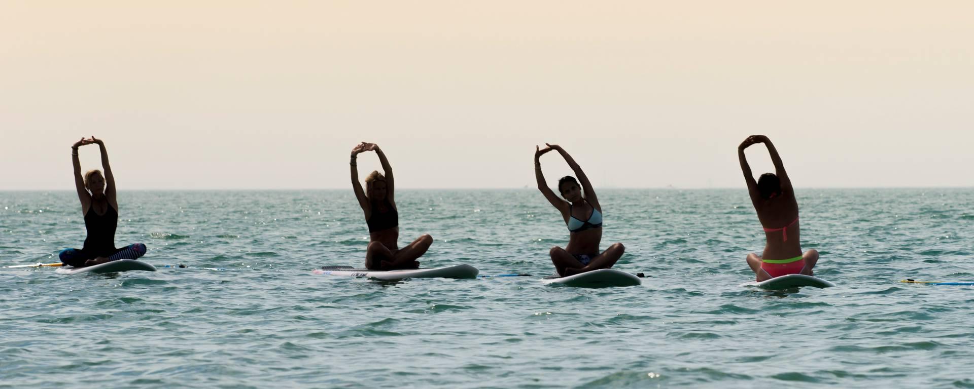 sup yoga by yann Werdefroy