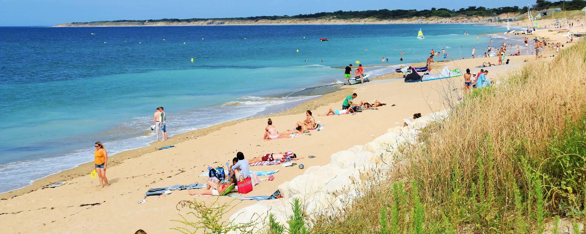 Beaches That Change With The Seasons Destination Ile De Ré