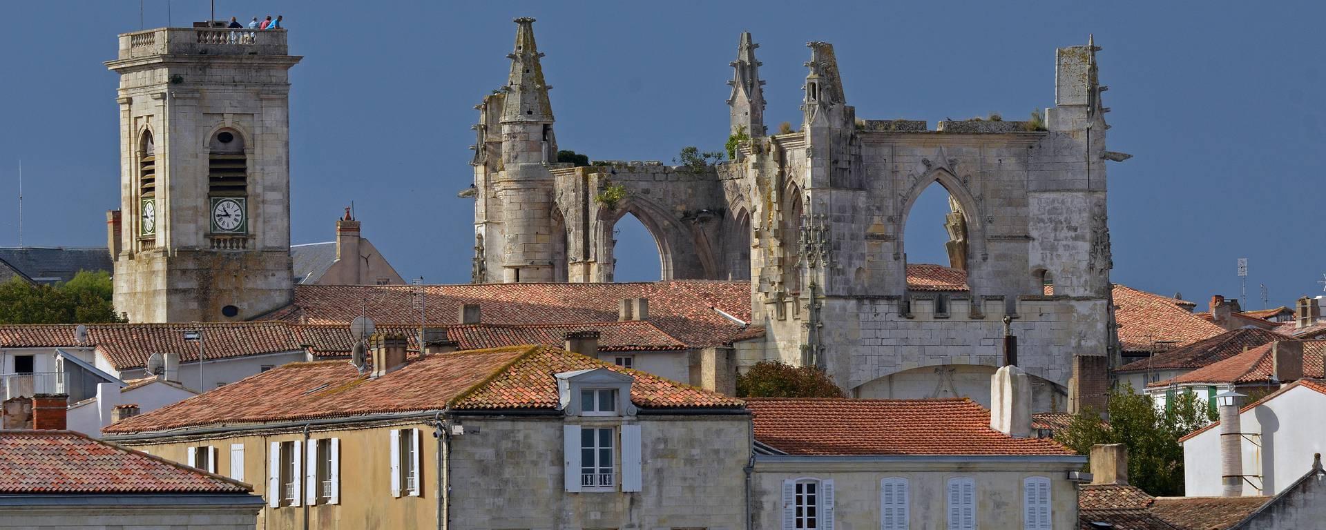 church Saint-Clément les baleines