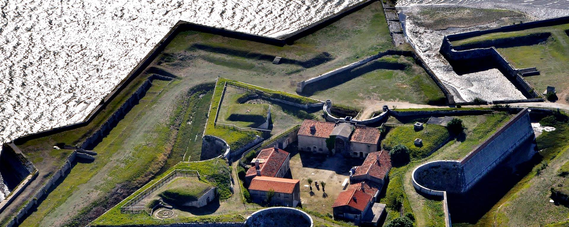 Le fort la Prée in La Flotte en Ré