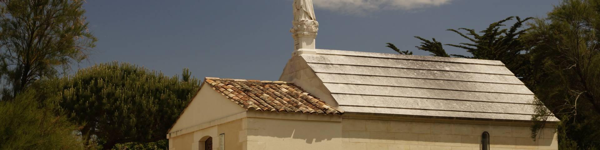 La Chapelle de la Redoute, Les Portes-en-Ré, Ile de Ré