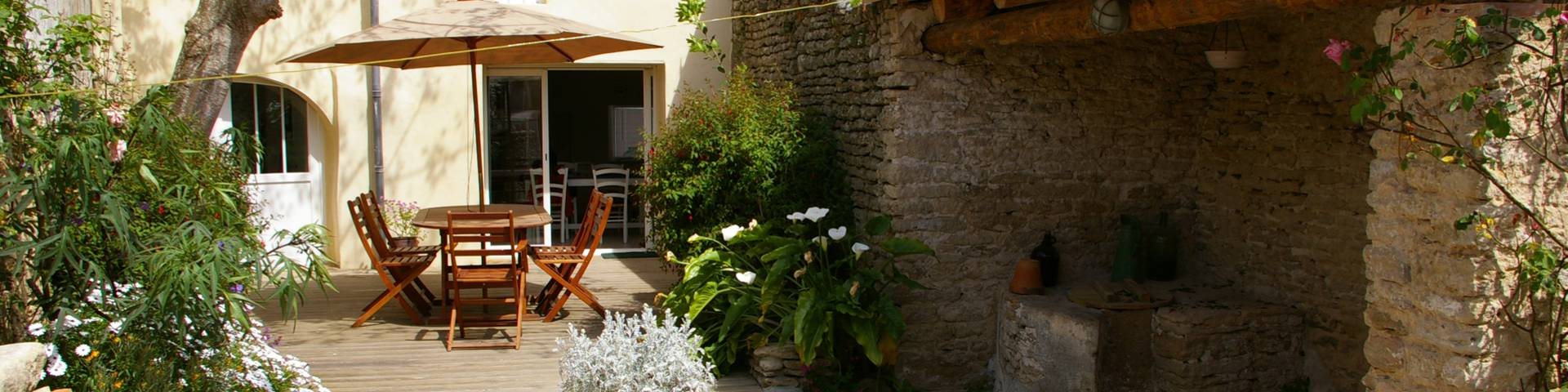 Accommodation rentals in Les Portes-en-Ré
