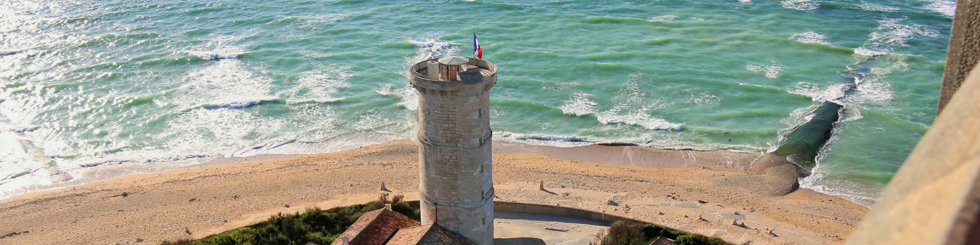 The lighthouse Saint-Clément-des-Baleines