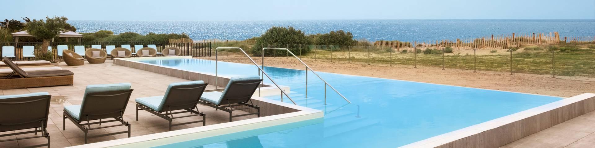 HOTEL ATALANTE RELAIS THALASSO ET SPA**** - Sainte-Marie-de-Ré