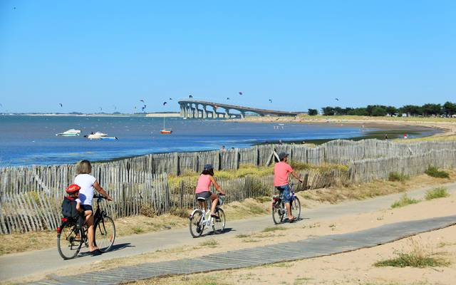 Ile de Ré by bike by Lesley williamson