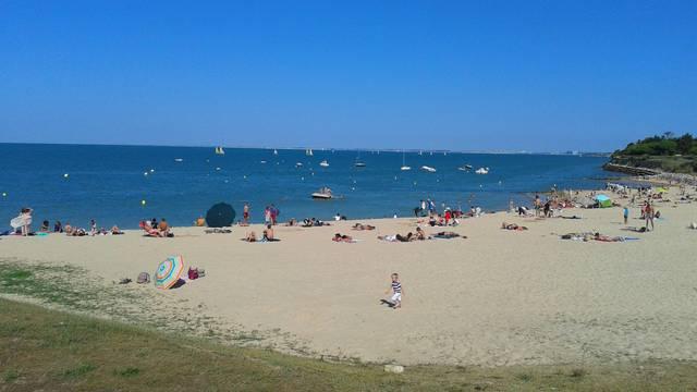 Beaches in Saint-Martin-de-Ré