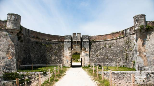 The Fort La Prée