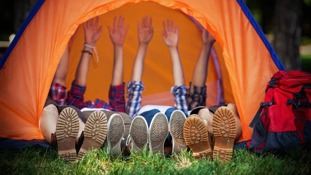 Camping in Sainte-Marie-de-Ré