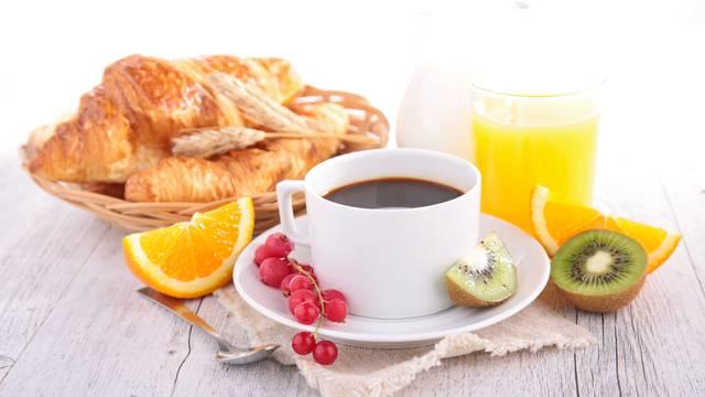 Breakfast in Sainte-Marie-de-Ré