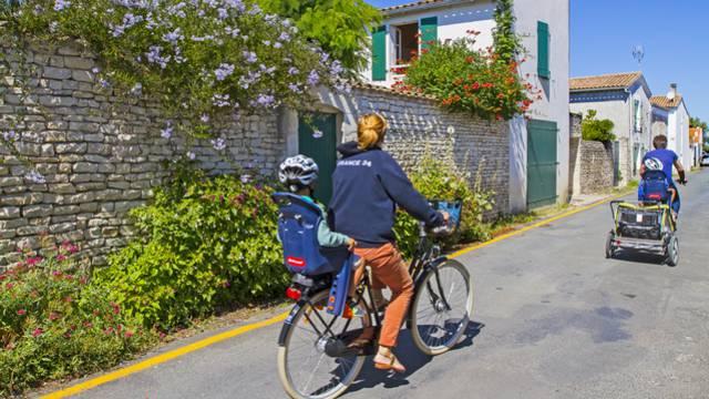 Bike rentals in La Couarde-sur-Mer
