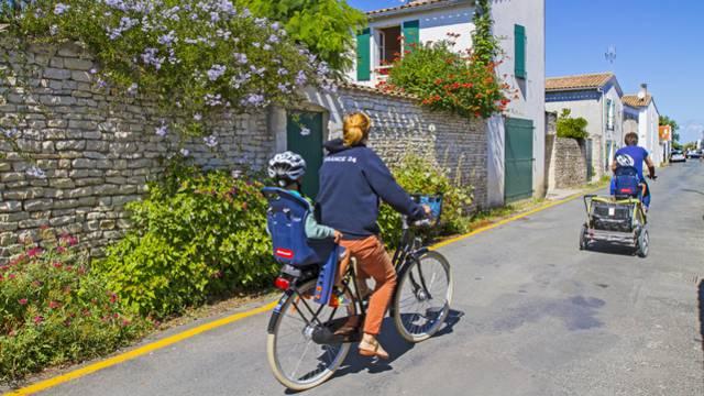 Bike rentals in Saint-Clément-des-Baleines