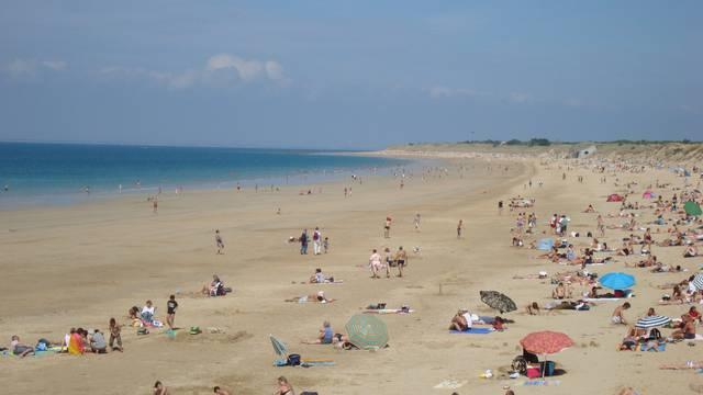 Beaches in Saint-Clément-des-Baleines