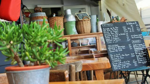Restaurants in Ars-en-Ré