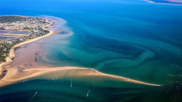 Ile de Ré seen from the sky by Les Vols de Max