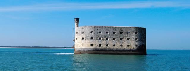 Fort Boyard, Charente Maritime
