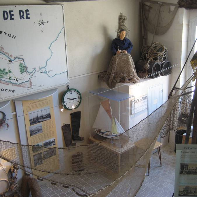 The Platin Museum ©Destination Ile de Ré