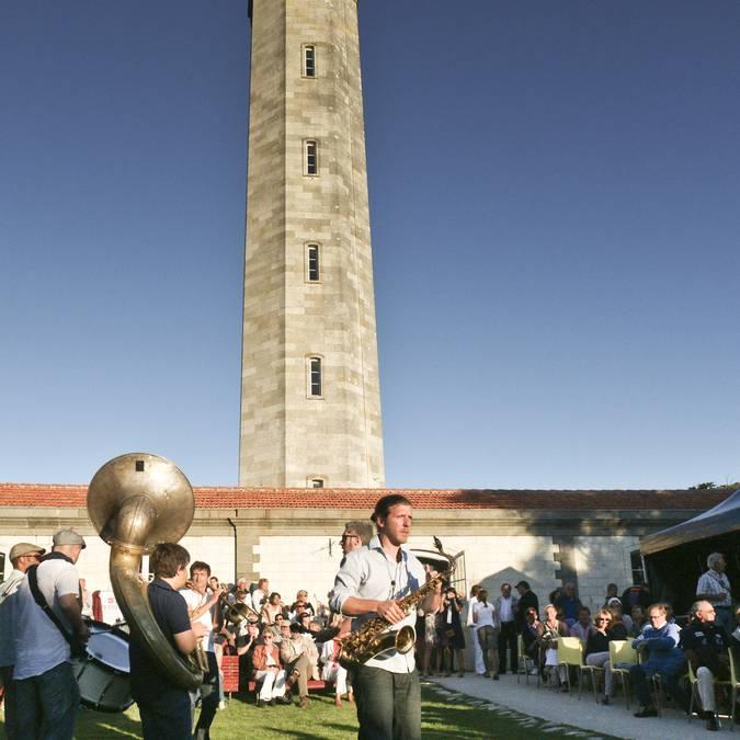 Jazz au phare(music Festival) ©Yann Werdefroy