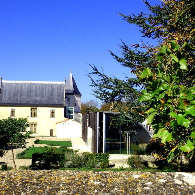 The Ernest Cognacq museum in Saint-Martin-de-Ré ©SPL Destination Ile de Ré