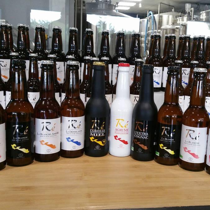 Ile de Ré beers