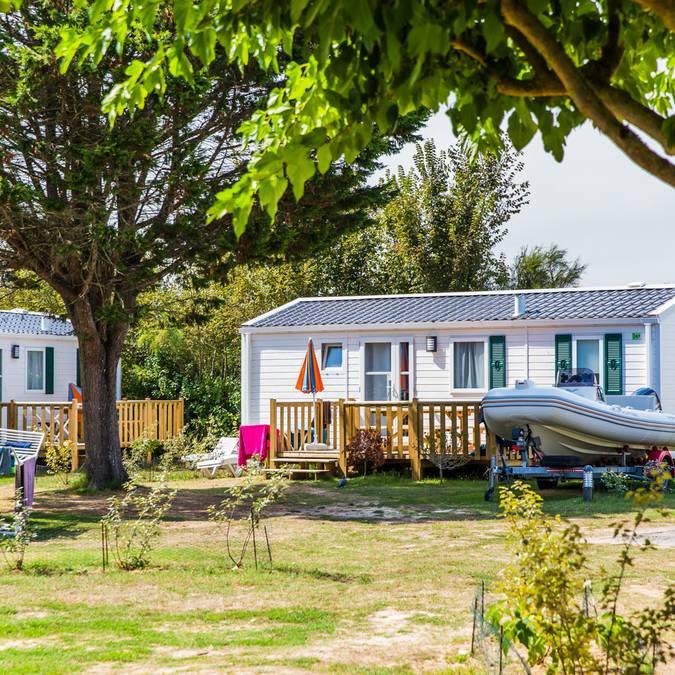 Camping de l'Océan**** - La Couarde-sur-Mer
