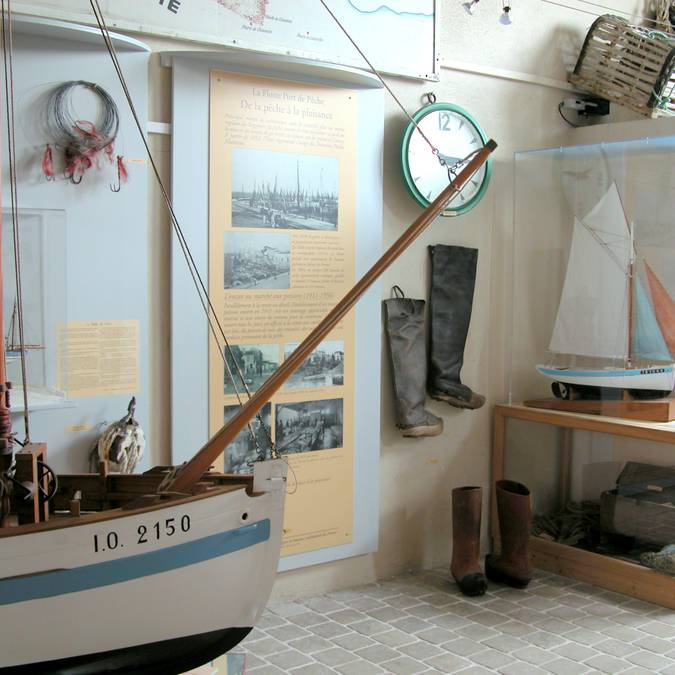 The Platin Museum ©SPL Destination Ile de Ré