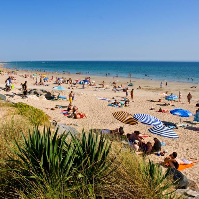 Beaches in La Couarde-sur-Mer